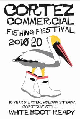 Everglades Seafood Festival 2020.Cortez Commercial Fishing Festival Fishmonger Approved