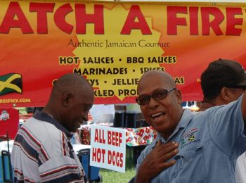 Catch-a-Fire Authentic Jamaican Gourmet