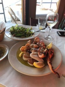 dimitris on the water grilled octopus tarpon springs