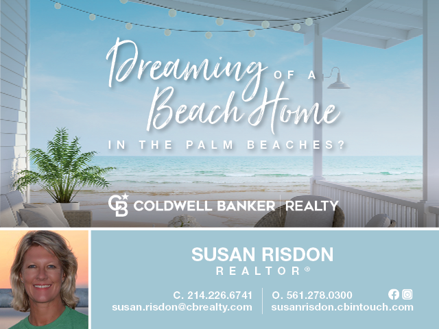 Susan Risdon Fort Lauderdale Realtor